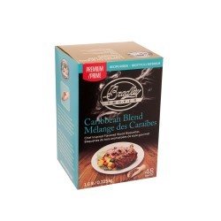 Caribbean Blend Bisquettes 48-Pack BRADLEY-TECHNOLOGIES