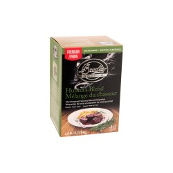 Hunter's Blend Bisquettes 48-Pack BRADLEY-TECHNOLOGIES