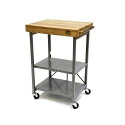Bradley Foldable Kitchen Cart BRADLEY-TECHNOLOGIES