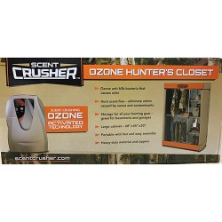 Hunter's Closet - Flexible SCENT-CRUSHER