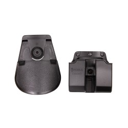 Evo Mag Pouch 9mm & .40 (Glock & H&K USP) FOBUS