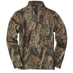 SHT,YOUTH,WASATCH,1/4ZIP,TD-X,S BROWNING