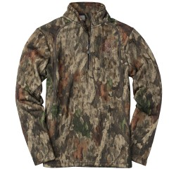 SHT,YOUTH,WASATCH,1/4ZIP,TD-X,XL BROWNING
