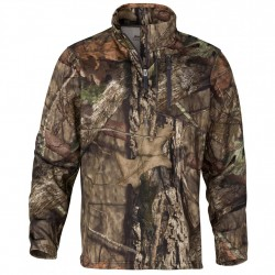 SHT,ALACER-WD 1/4ZIP,MOBUC,L BROWNING