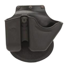 Handcuff/Mag Combo-9mm Dbl Stk FOBUS