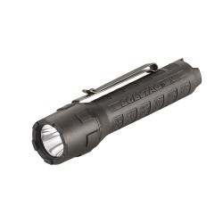PolyTac X,600 lu,two CR123A lithi,Blk,Box STREAMLIGHT