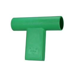 """T"" Connector for Round Target Pole - GN MEPROLIGHT"