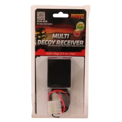 MOJO Multi Decoy Receiver MOJO-DECOYS