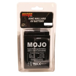MOJO KING MALLARD Battery (6 volt) MOJO-DECOYS