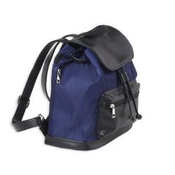 Medium Back Pack w/Holster- Navy BULLDOG-CASES