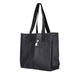 VISM Groccery Shopping Bag/ Black NCSTAR