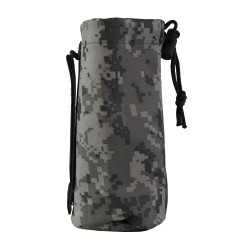 Molle Water Bottle Pouch-Digital Camo NCSTAR