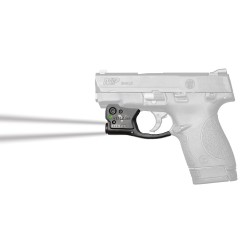 Reactor TL G2 Tact light: S&W M&P Shield VIRIDIAN-WEAPON-TECHNOLOGIES