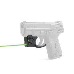 Reactor 5 G2 Grn Lsr for S&W M&P Shield VIRIDIAN-WEAPON-TECHNOLOGIES