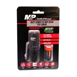 Duty Series CS, RXP Rechargeable, 1x18350 SMITH-WESSON-ACCESSORIES