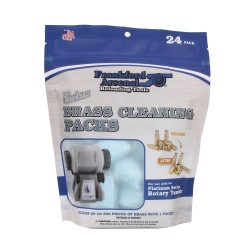 Brass Cleaning Packs, 24 Pack FRANKFORD-ARSENAL