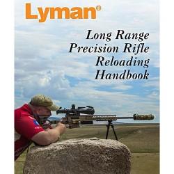 LR Precision Rifle Reloading Handbook LYMAN