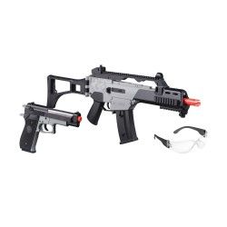 Ghost Affliction Kit (Gry/ Blk) Electric CROSMAN