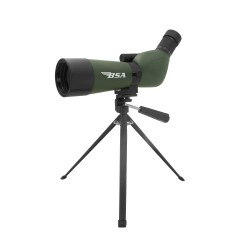 Spotting Scope, 20-60X,60mm Obj. Green BSA