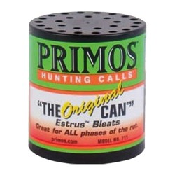 THE CAN, ORIGINAL CAN, TRAP PRIMOS-HUNTING