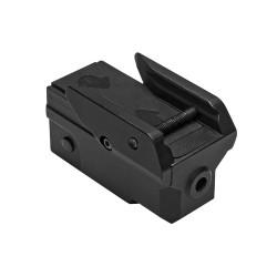 Pistol Blue Laser W/Keymod Accessory Rail NCSTAR