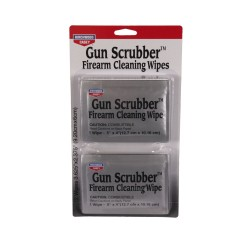 Gun Scrbbr Firearm Clnr Take-Alngs 12 wps BIRCHWOOD-CASEY