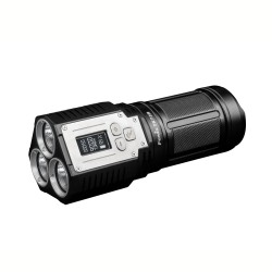TK72R LED Flashlight, 9000 Lu FENIX-FLASHLIGHTS