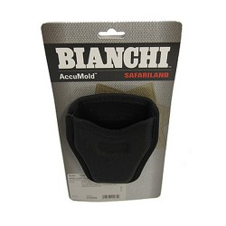 7334 Open Handcuff Case, Blk BIANCHI