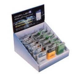 Mini Disposable Mix (Blu,Grn,Yel)- 18 pcs HYDRA-LIGHT