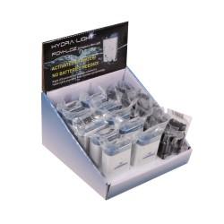 Mini Rplcble Light+Crtrdge Blue-10+12 pcs HYDRA-LIGHT