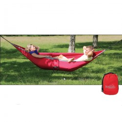 RAMBLER DBL HAMMOCK(CHILI PEPPER/GRAY) TEX-SPORT