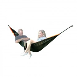 RAMBLER DBL TRVL HAMMOCK(OD/ORANGE POP) TEX-SPORT