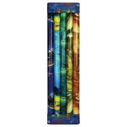 Guy Harvey 5Pk Wrapping Paper RIVERS-EDGE-PRODUCTS