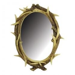Deer Antler Wall Mirror RIVERS-EDGE-PRODUCTS