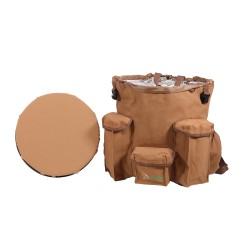 Vntr. Bucket Pack, Spin Seat -Brk-Up Ctry PEREGRINE