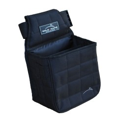 WH Standard Divided Shell Pouch-BK PEREGRINE