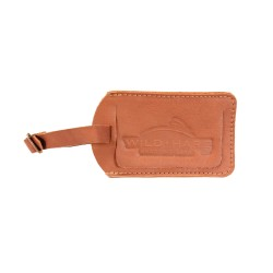 WH Leather Luggage Tag-DK PEREGRINE