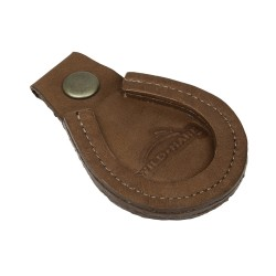 WH Leather Toe Pad-DK PEREGRINE
