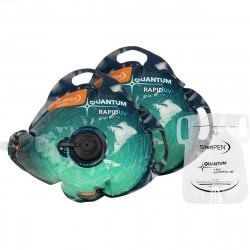 RapidUV 4 Liter Vessel 2pk [Quantum UV P STERIPEN