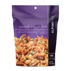 Sweet Cajun Fire Veggie Nut Mix ALPINE-AIRE-FOODS