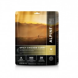 Spicy Chicken Curry ALPINE-AIRE-FOODS