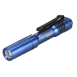 "MicroStream USB w/ 5"" USB cord-Clam-Blue STREAMLIGHT"