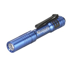 "MicroStream USB w/ 5"" USB cord-Box-Blue STREAMLIGHT"