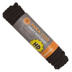 Para 1100 Hank 30ft, Black ULTIMATE-SURVIVAL-TECHNOLOGIES