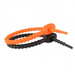 Snake Ties, 6-pk ULTIMATE-SURVIVAL-TECHNOLOGIES