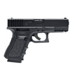 Glock G19 Gen 3, .177 Steel BB Pstl Black UMAREX-USA