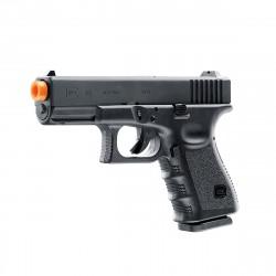 Glock 19 Gen3 GBB 6mm Airsoft Pstl Blk UMAREX-USA