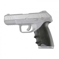 HandAll Beavertail GS Ruger Sec 9 Blk HOGUE