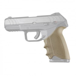 HandAll Beavertail GS Ruger Sec 9 FDE HOGUE