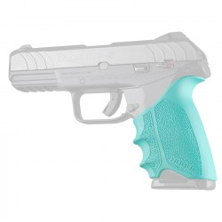 HandAll Beavertail GS Ruger Sec 9 Aqua HOGUE